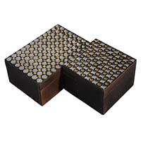 MWA-1412,Babul-Sheesham Wood Box,Large & Medium-a