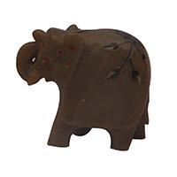 MAA-603,Stone Peach Work Elephant-a