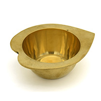 Heart Small Dry Fruit Bowl