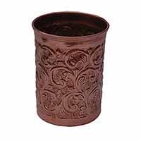 MGlA-804, Dasi full Chitai Flower Work Water Glass-a