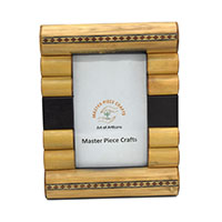 MPfA-2207,Wooden Natural Photo Frame-a,6x8