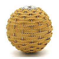 MPwA-1801,Bunai Thread Paper Weight Ball-aa