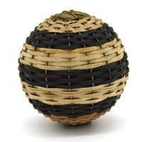 MPwA-1803,Cotton Thread Bunai Paper Weight Ball-aa