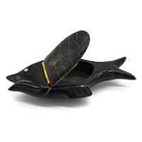MWA-1430,Black Horn Fish Box2-a