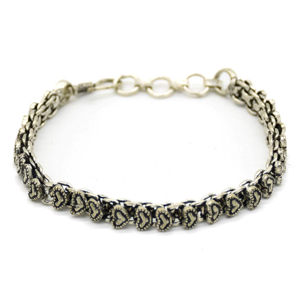 Heart Men Bracelet