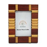 MPfA-2209,Natural Wood Photo Frame,6x8-a