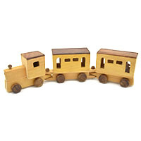 MGA-2829A,Wooden Train Toy-a