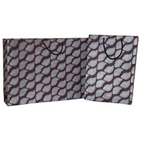Paisley Printed Gift Bags-Large & Medium