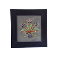 MWaA-3304,Flowers Wall Hanging-a