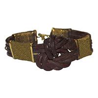 MMcA-2532,Budha Knot Men Bracelet-a