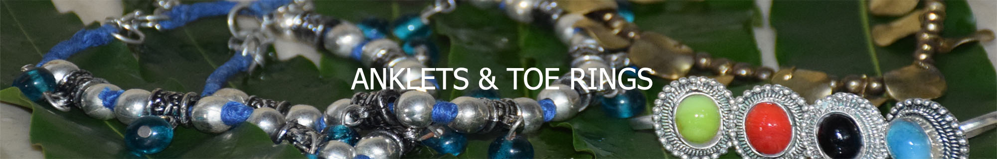 Anklets and Toe Rings