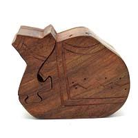 Camel Puzzle Box