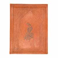 MJA-2913,Peacock Leather Journal (3)