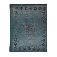 MJA-2914,Butterfly Leather Journal (3)