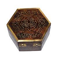 Daffodils Decorative Box