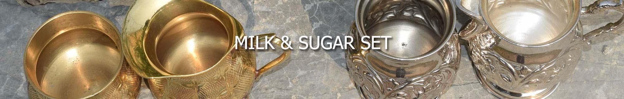 Milk and Sugar Set