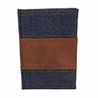 MJA-2916,Denim & Leather Journal-a