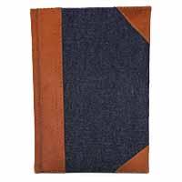 MJA-2917,Denim & Leather Journal-a