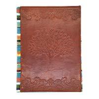 MJA-2918,Embossed Tree Journal (3)