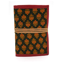 MJA-2925,Leaves Journal-Green-a