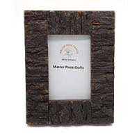 Old Tree Stem Photo Frame