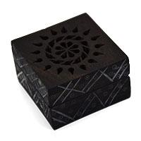 MWA-1439,Glorious Flower Antiqued Gift Box1-a
