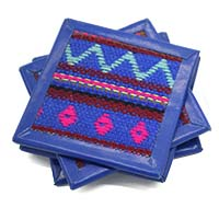 Colourful Coasters-Set of 4