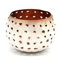 Ambika Bowl Tea Light Holder