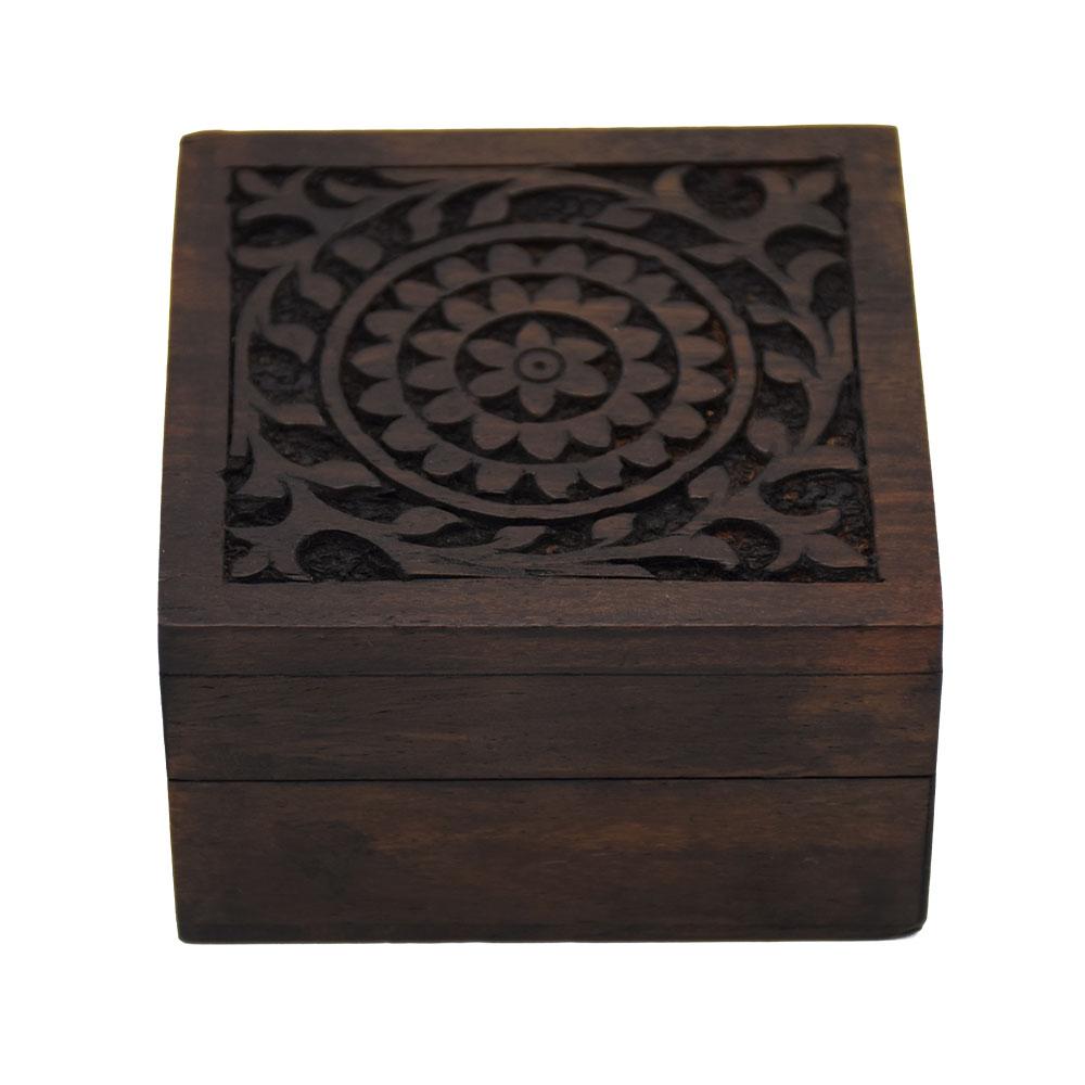 Daffodils Decorative Wood Box