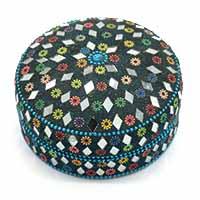 Mirror Round Gift Box