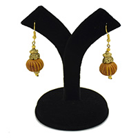 Black Tree Earrings Stand