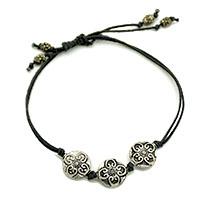Floral Man Bracelet-Set of 3