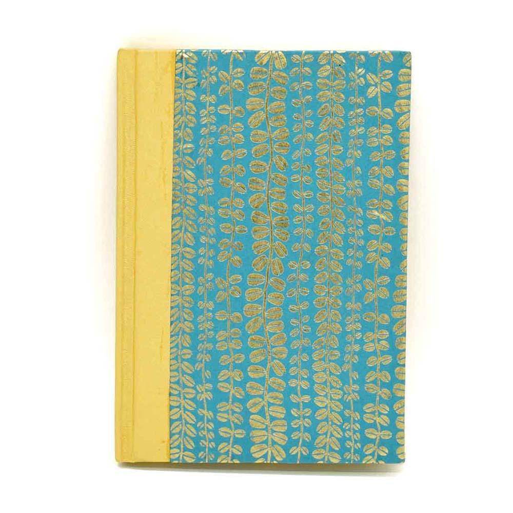 MJA-2931,Leafy Motif Journal