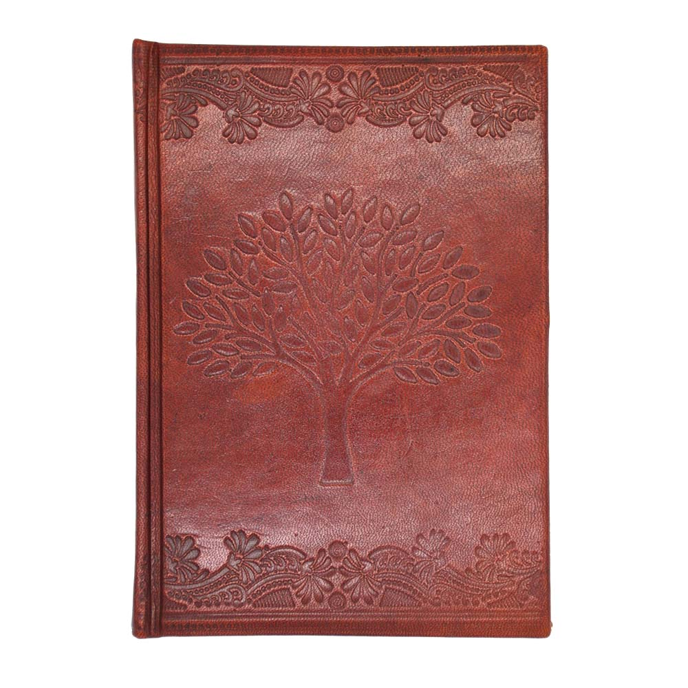 MJA-2936,Tree Leather Journal