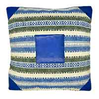 Geometric Accent Pillow Cover