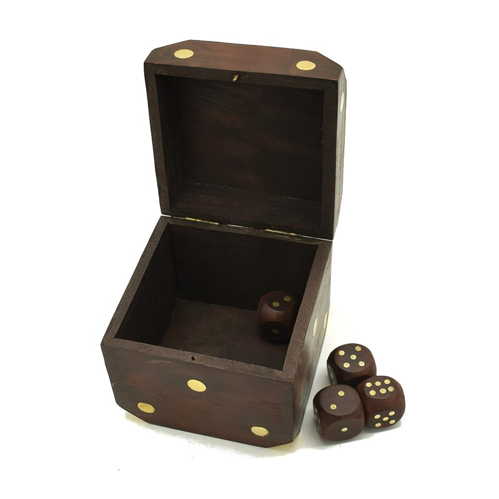 MGA-2858,Dots Decorative Box & Dice Set3