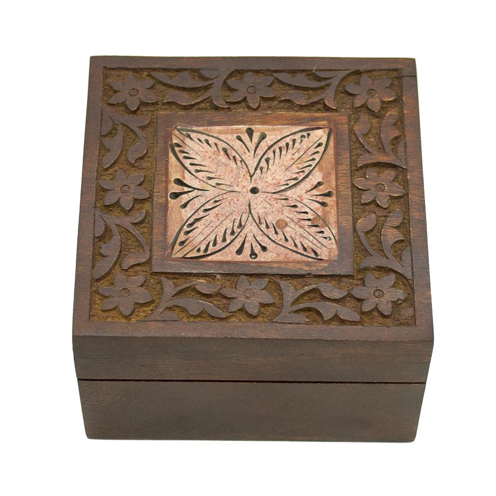 Daffodils Decorative Gift Box