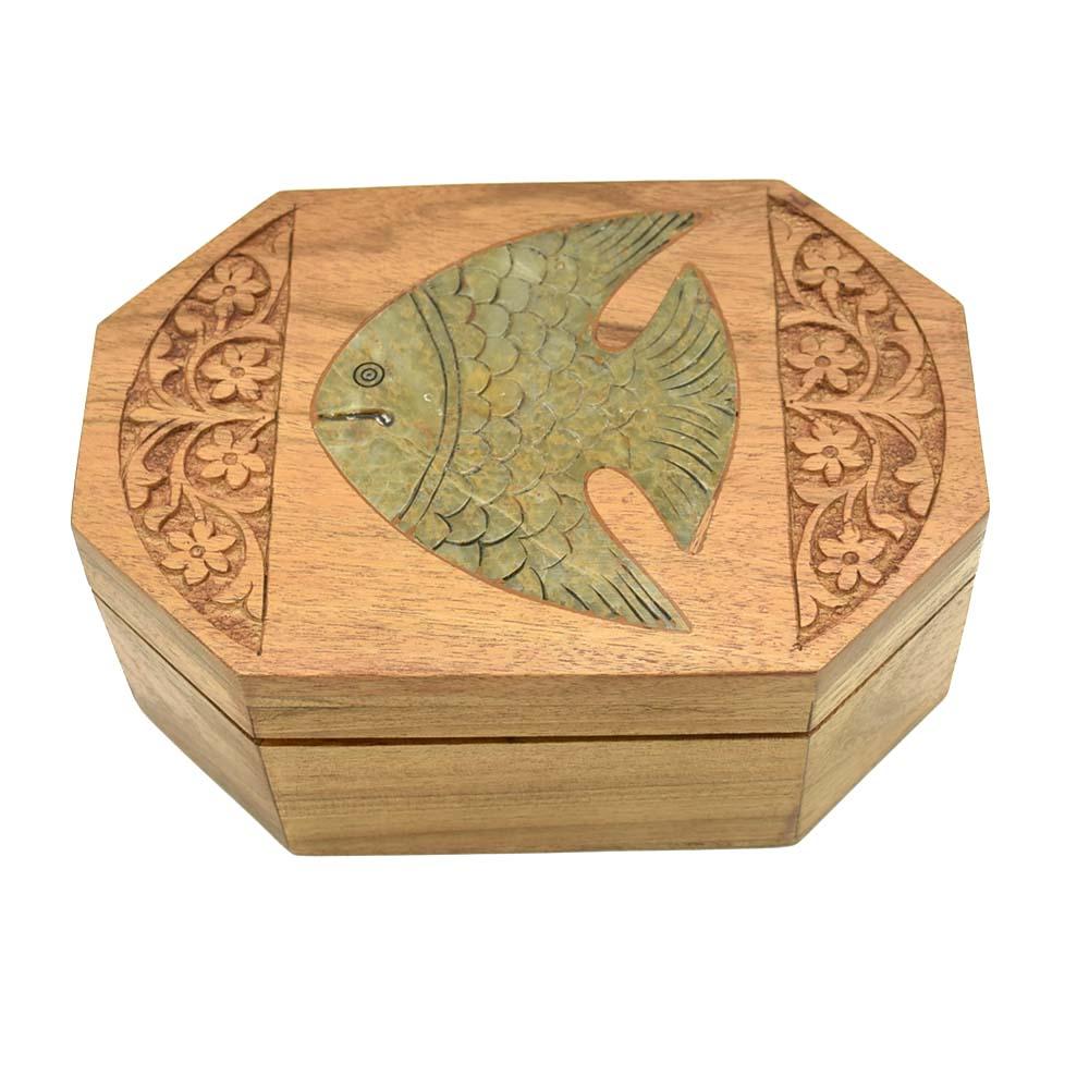 MWA-14114,Fish Decorative Gift Box