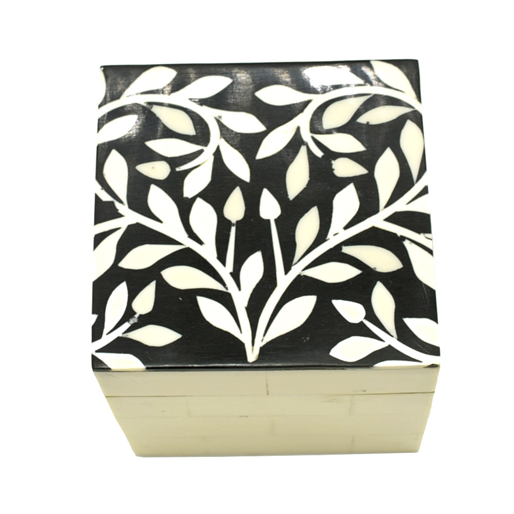 Leaves Decorative Gift Box
