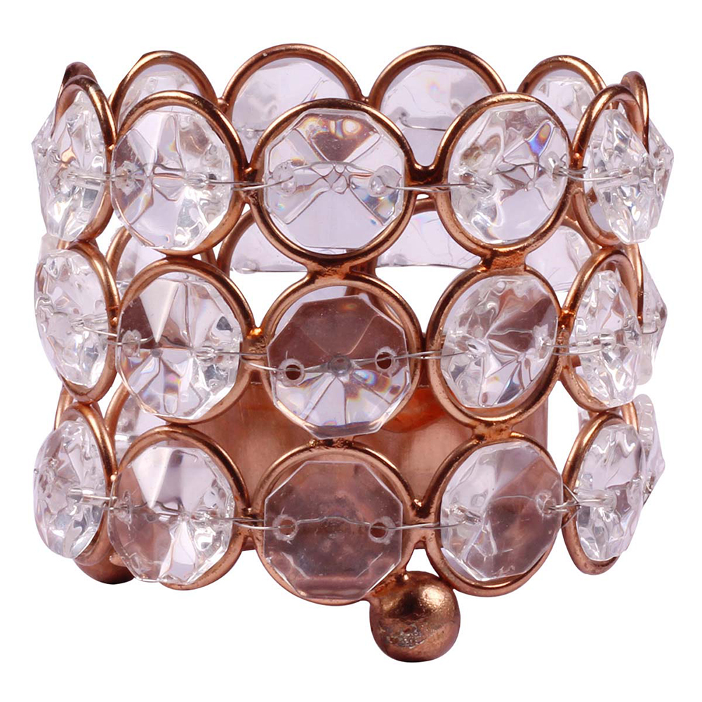 Round-Shaped Tea-Light Candle Holder