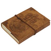 Hmasa Leather Journal