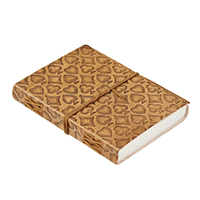 Cards MotifsLeather Journal