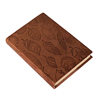 Leaves Leather Journal