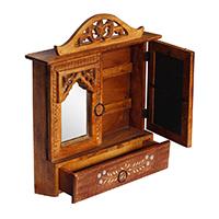 Wall Mounted Key Holder Box