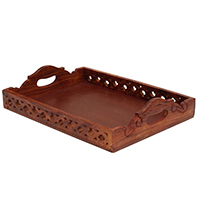Grand Servings – Wooden Serving Tray
