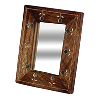 Rectangular  Table Mirror in