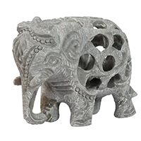 Elephant cut work