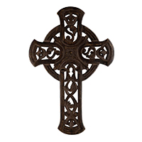 Antique Decorative Wall Cross