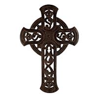 Antique Decorative Wall Cross
