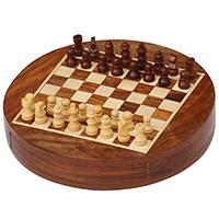 Round Chess